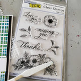 """Thanks"" Card Craft-a-Long Kit with Ken Oliver and One of a Kind March 20, 2021"