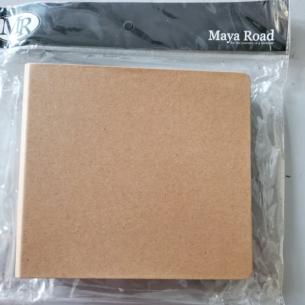 6x6 Chipboard Book