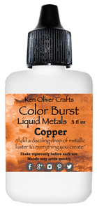 Liquid Metals 6 Pack Heavy Metals