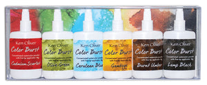 Color Burst 6-Pack Moroccan Shades