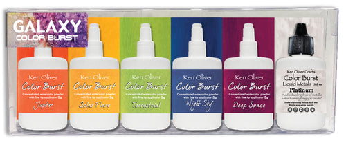 Color Burst 6-Pack Galaxy