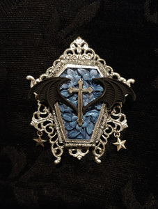 Holy Garden Brooch