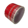 Eleganza - Total Transfer Security Tape Red 480 Tabs