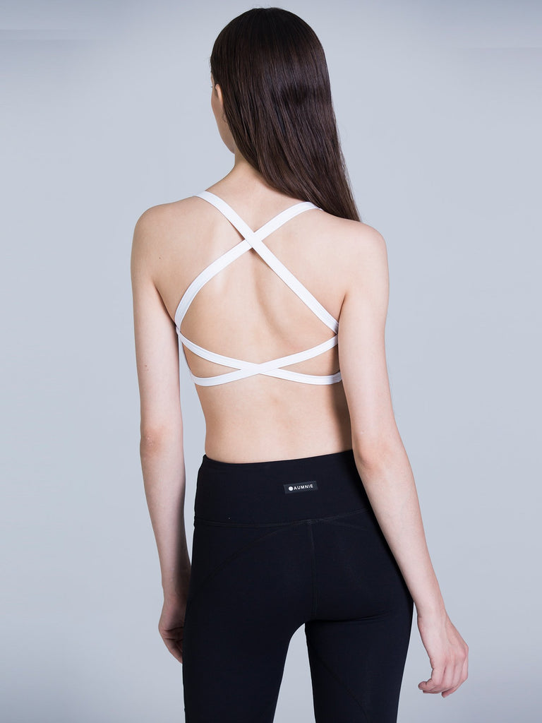 COLLATERAL BRA 2.0, WHITE