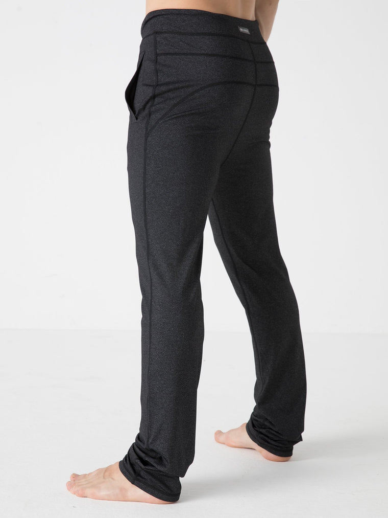 INTEGRITY PANTS, HEATHER BLACK