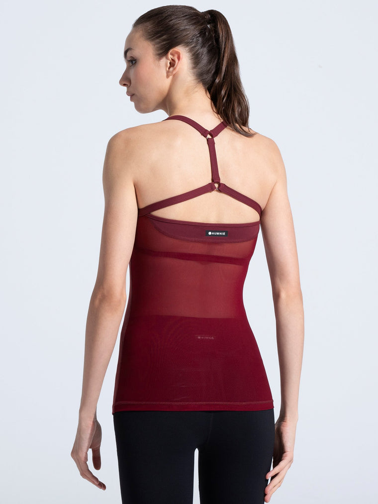 REFLECTION TANK, BORDEAUX, BORDEAUX MESH