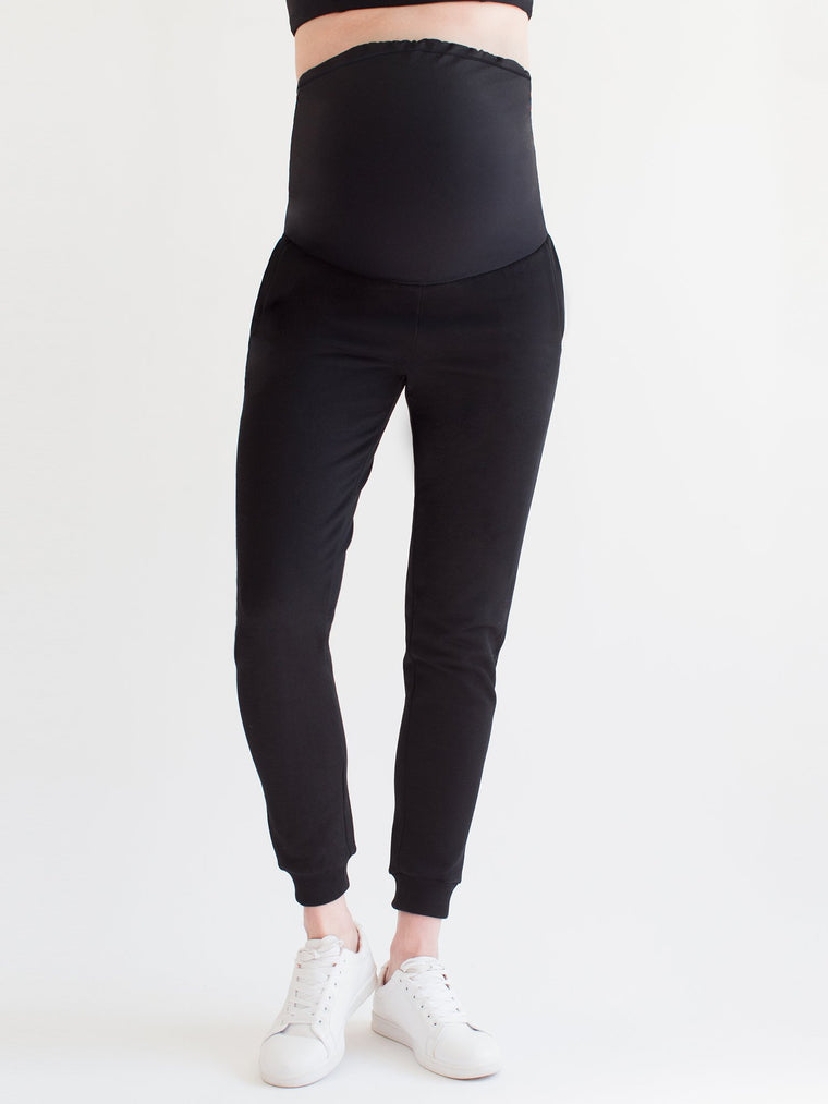 OTB M. SWEATPANTS, BLACK