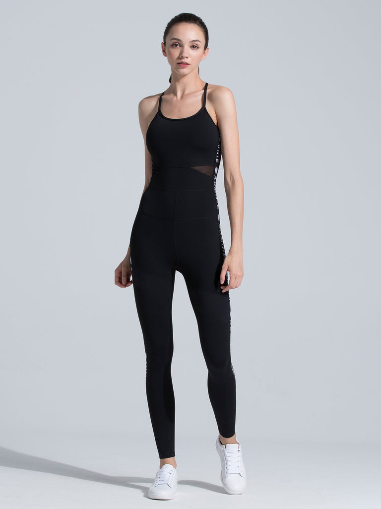 AXIS JUMPSUIT, BLACK