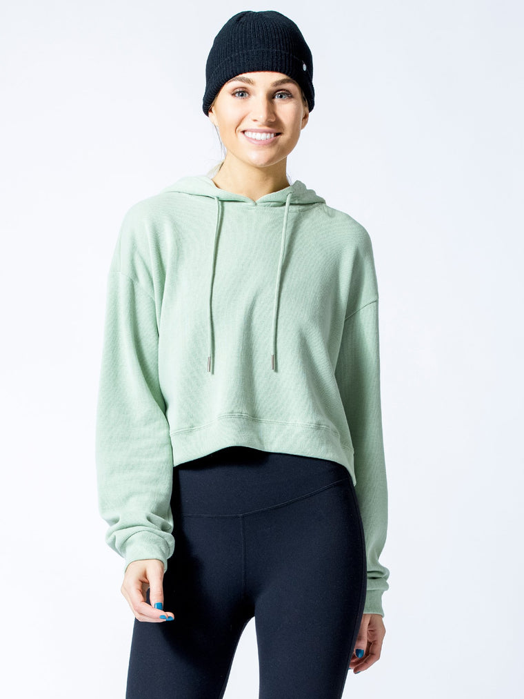 EVERYDAY BRIGHT HOODIE, MEADOW
