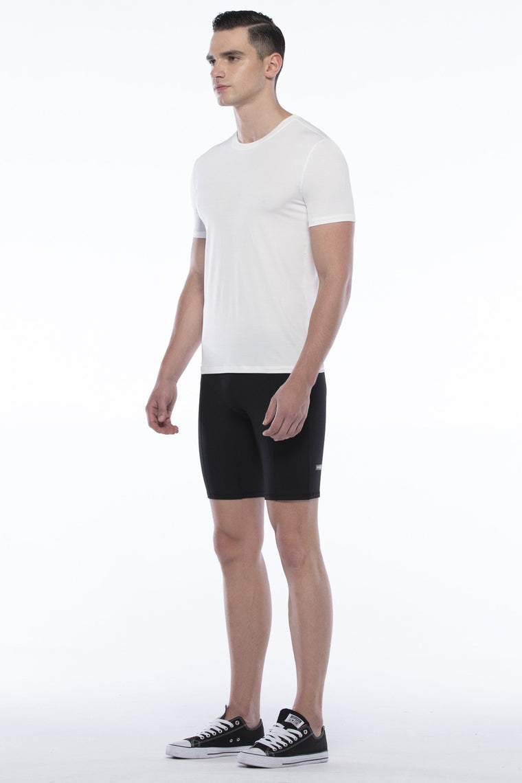 ACTION SHORT, BLACK