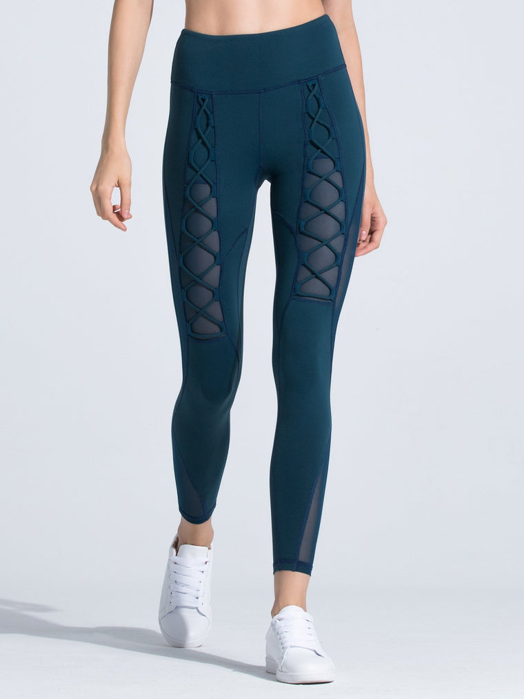 VORTEX PANTS, LAKE/LAKE MESH