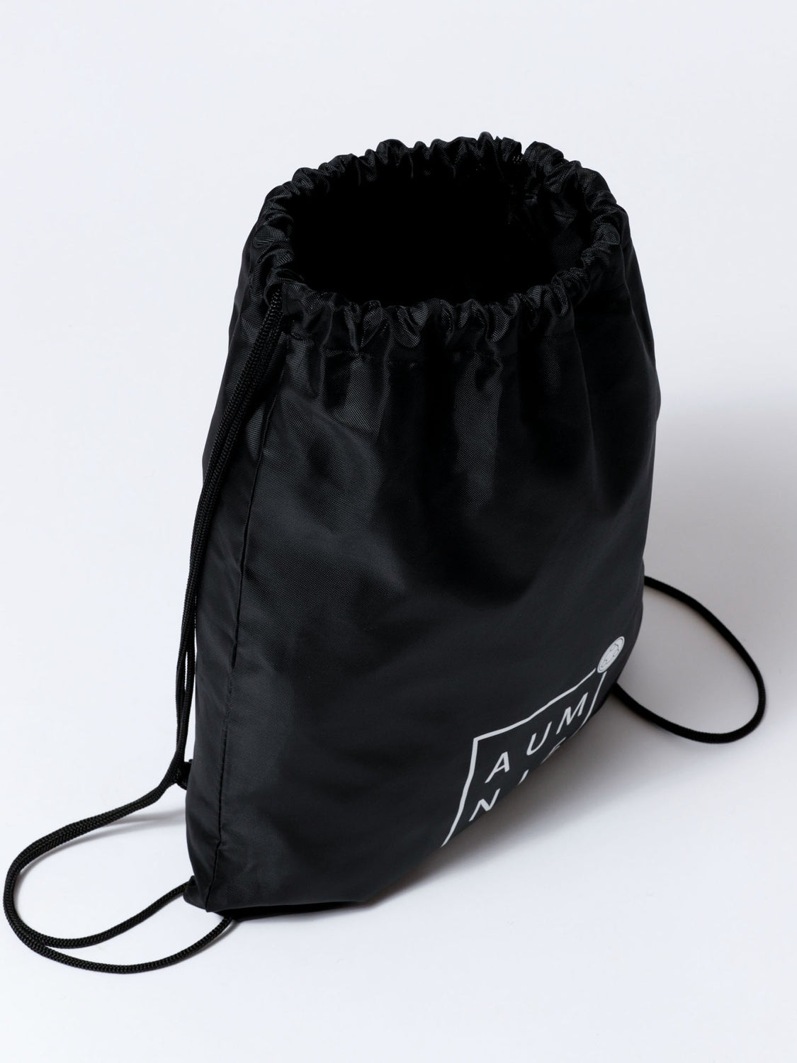 DRAWSTRING SPORTS BAG, TP BLACK