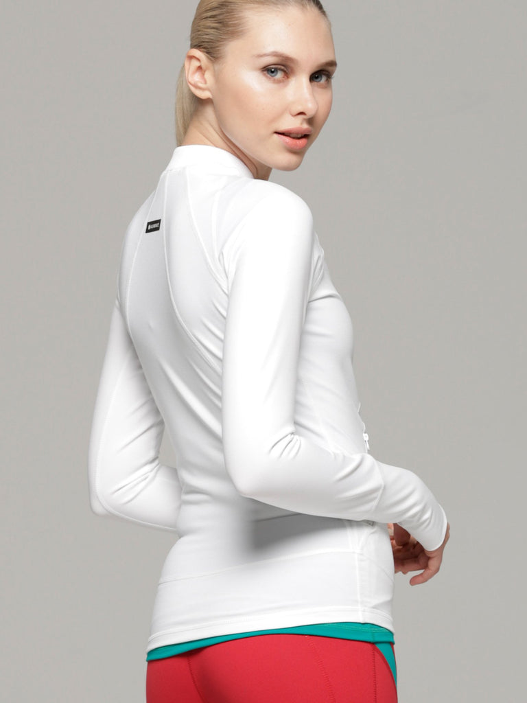 LANE JACKET 2.0, WHITE/WHITE-R