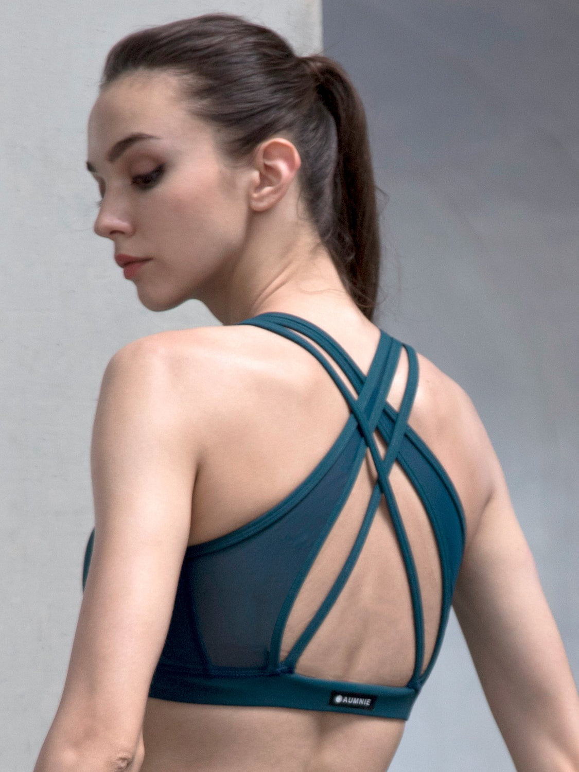 CONNECTION BRA 2.0, LAKE/LAKE MESH