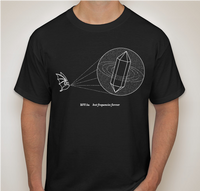 Bat Frequencies Forever T-Shirt