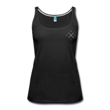 Load image into Gallery viewer, BOLDER - Women's TANK - black
