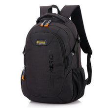 Load image into Gallery viewer, BOLDER - Oxford Travel Laptop Backpack