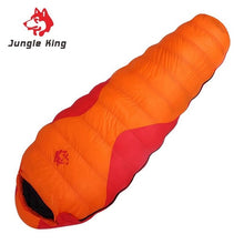 Load image into Gallery viewer, BOLDER - Jungle King Envelope style Adult Sleeping Bag