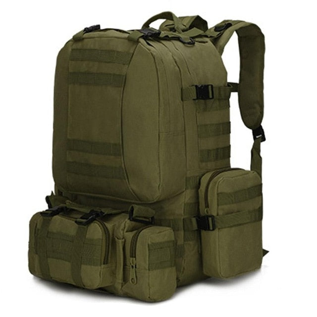 BOLDER -  Tactical Hiking Bag