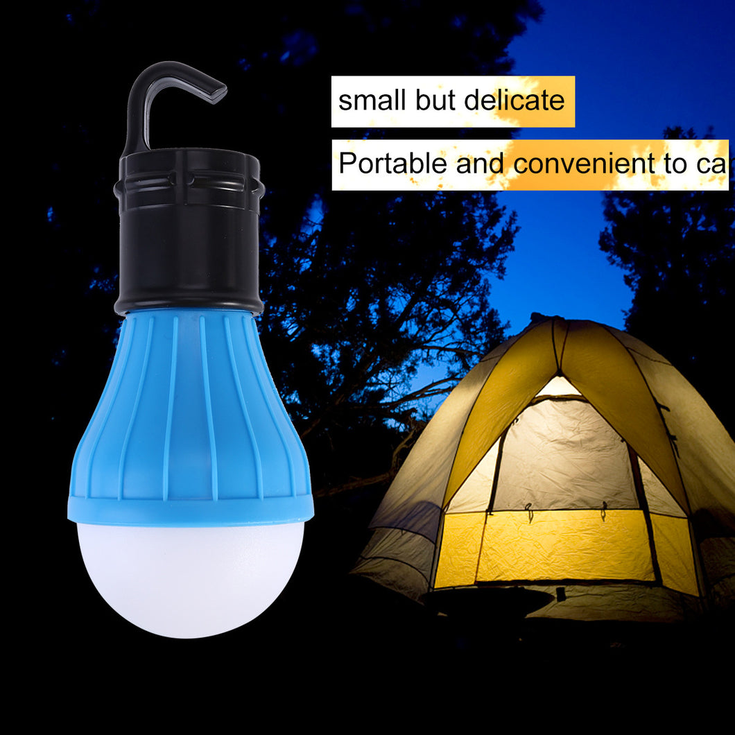 BOLDER - LED Portable Hanging Light Bulb