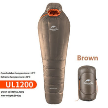 Load image into Gallery viewer, BOLDER - NatureHike Mummy Sleeping Bag