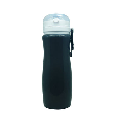 BOLDER - Foldable Silicone Water Bottle
