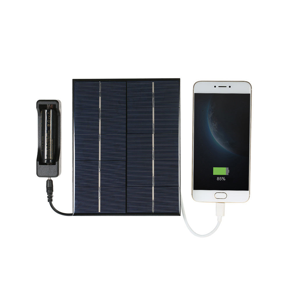 BOLDER - Solar Panel USB Charger