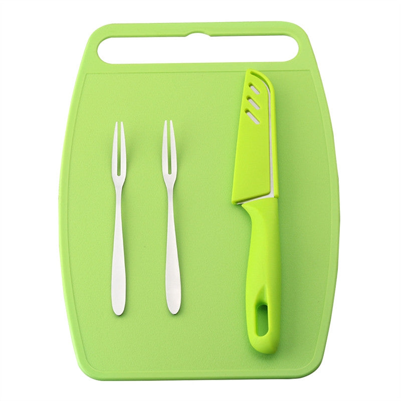 BOLDER - Campsite Cutting Board