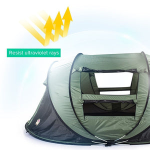 BOLDER - KingRunning 4-Person Dome Tent