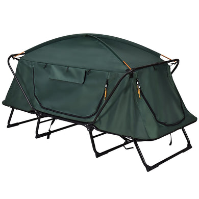 BOLDER - ARMY GREEN COT W/ Cover