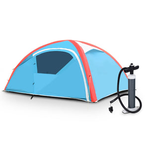 BOLDER - Inflatable 3-Person Tent w/ Bag & Pump