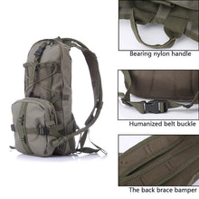 Load image into Gallery viewer, BOLDER - 2DAY Hydration Backpack