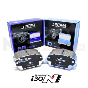 Hyundai i30 N Intima Brake Pads Now Available!