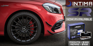 Mercedes-Benz A45, CLA45, GLA45 AMG Intima Brake Pads Now Available!