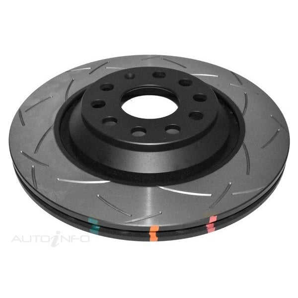 DBA 4000 T3 Slotted - Audi S3 8V Rotors (Rear Pair) DBA42809S