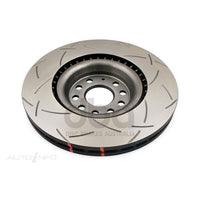 DBA 4000 T3 Slotted - VW Golf R MK7 Rotors (Front Pair) DBA42830S