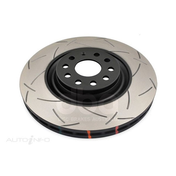 DBA 4000 T3 Slotted - Audi S3 8V Rotors (Front Pair) DBA42830S