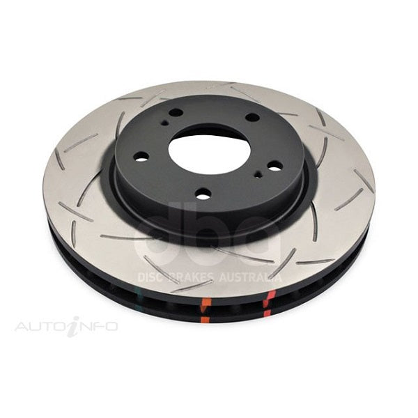 DBA 4000 T3 Slotted - Nissan Fairlady Z32 300ZX Rotors (Front Pair) DBA4909S