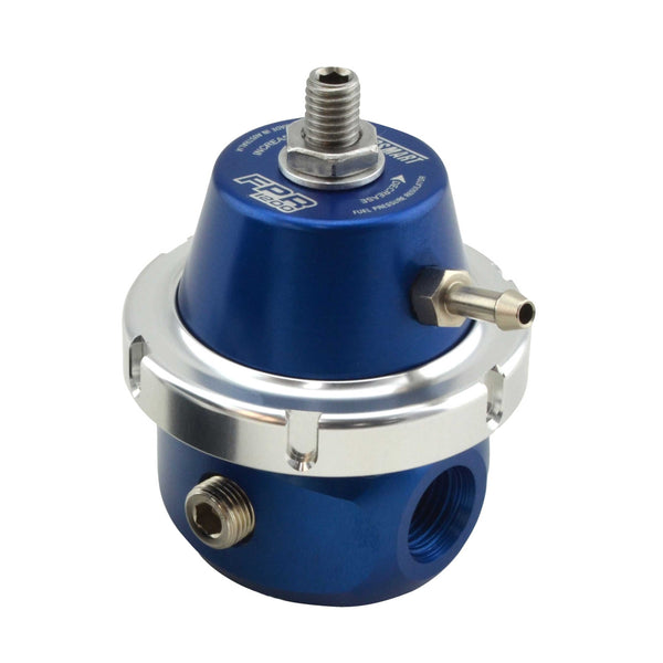 Turbosmart Fuel Pressure Regulator FPR1200 -6AN - Blue Finish
