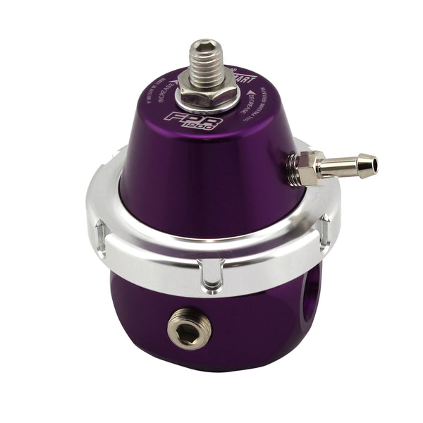 Turbosmart Fuel Pressure Regulator FPR1200 -6AN - Purple Finish