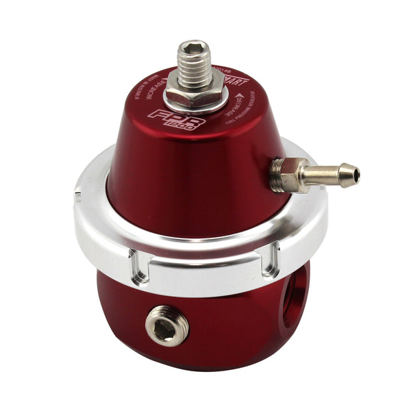 Turbosmart Fuel Pressure Regulator FPR1200 -6AN - Red Finish