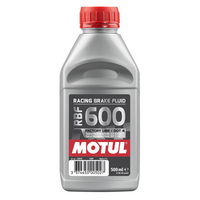 Motul RBF 600 500mL Brake Fluid