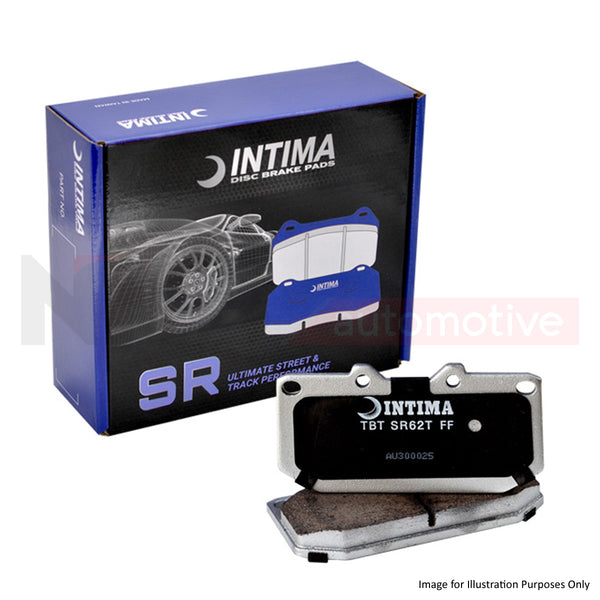 Intima SR - Mitsubishi Lancer Ralliart Brake Pads (Rear)