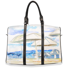 Umbrella By The Sea Travel Bags
