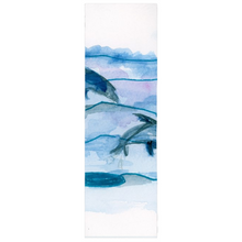 """Dolphins Of The Sea"" Scarves"