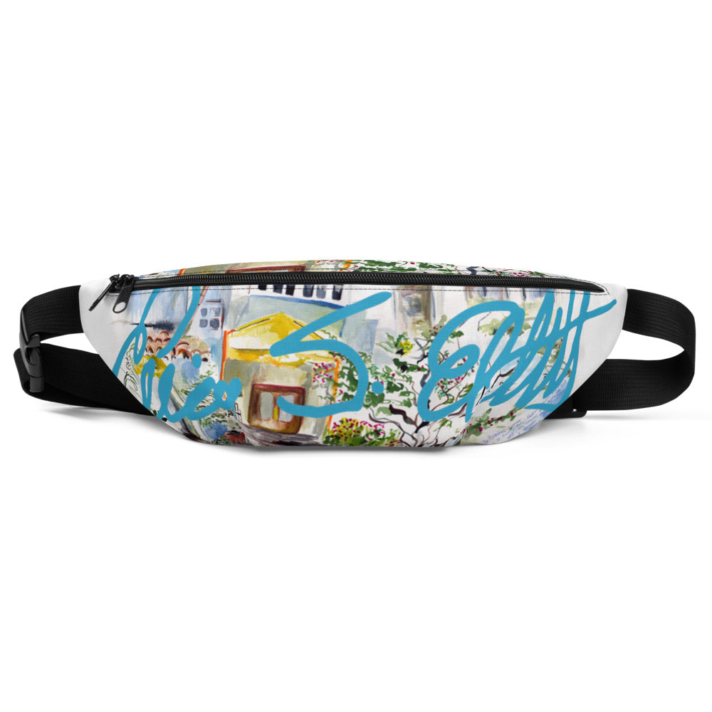 Fanny Pack- Palm Beach Memories Collection-