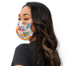 """Abstract"" Premium face mask"