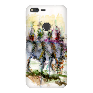 Warrior 4 Phone Cases