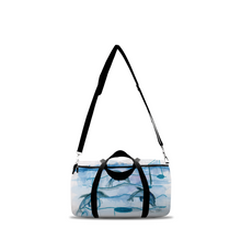 Dolphins & Music Duffle Bags