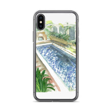 """Poolside"" iPhone Case"